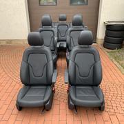 Сиденья для бусов VW T5 Т6 каравелла вито трафик виваро vito W447 639